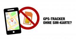 GPS-Tracker ohne SIM-Karte